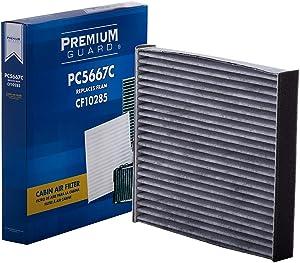 PG Cabin Air Filter PC5667C| Fits 2004-2020 various models of Toyota, Subaru, Lexus, Scion, Land Rover, Pontiac, Jaguar