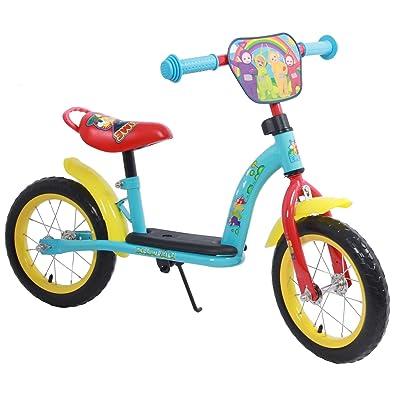 Kubbinga Boy les Télétubbies EVA Luxe en métal pour vélo, Menthe Bleu, 30,5cm
