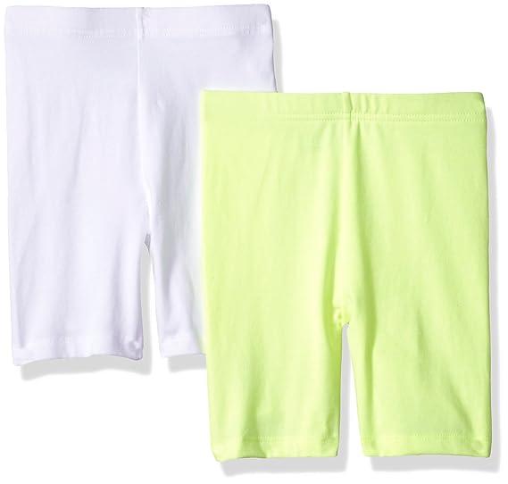 fc77e6e94 Amazon.com  Gerber Graduates Baby Girls  2 Pack Bike Short  Clothing