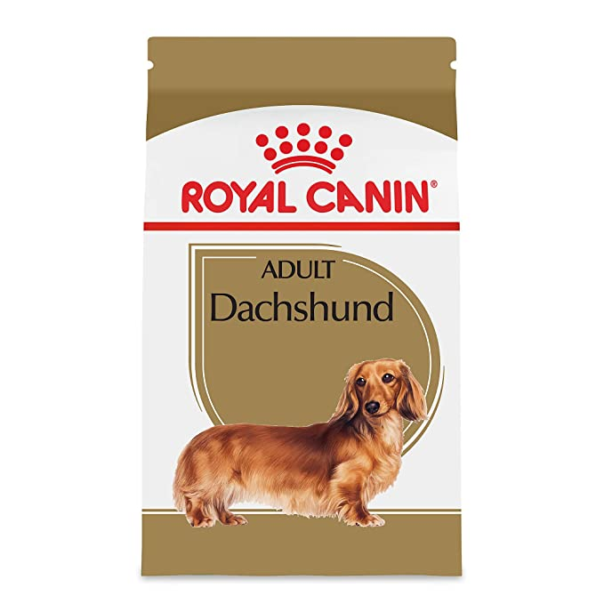 ROYAL CANIN BREED HEALTH NUTRITION Dachshund Adult dry dog food, 10-Pound