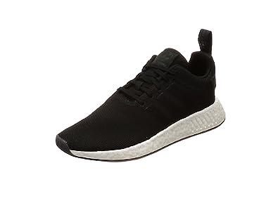 adidas NMD_R2, Sneaker Uomo, Bianco (Footwear White/Footwear White/Footwear White), 40 EU