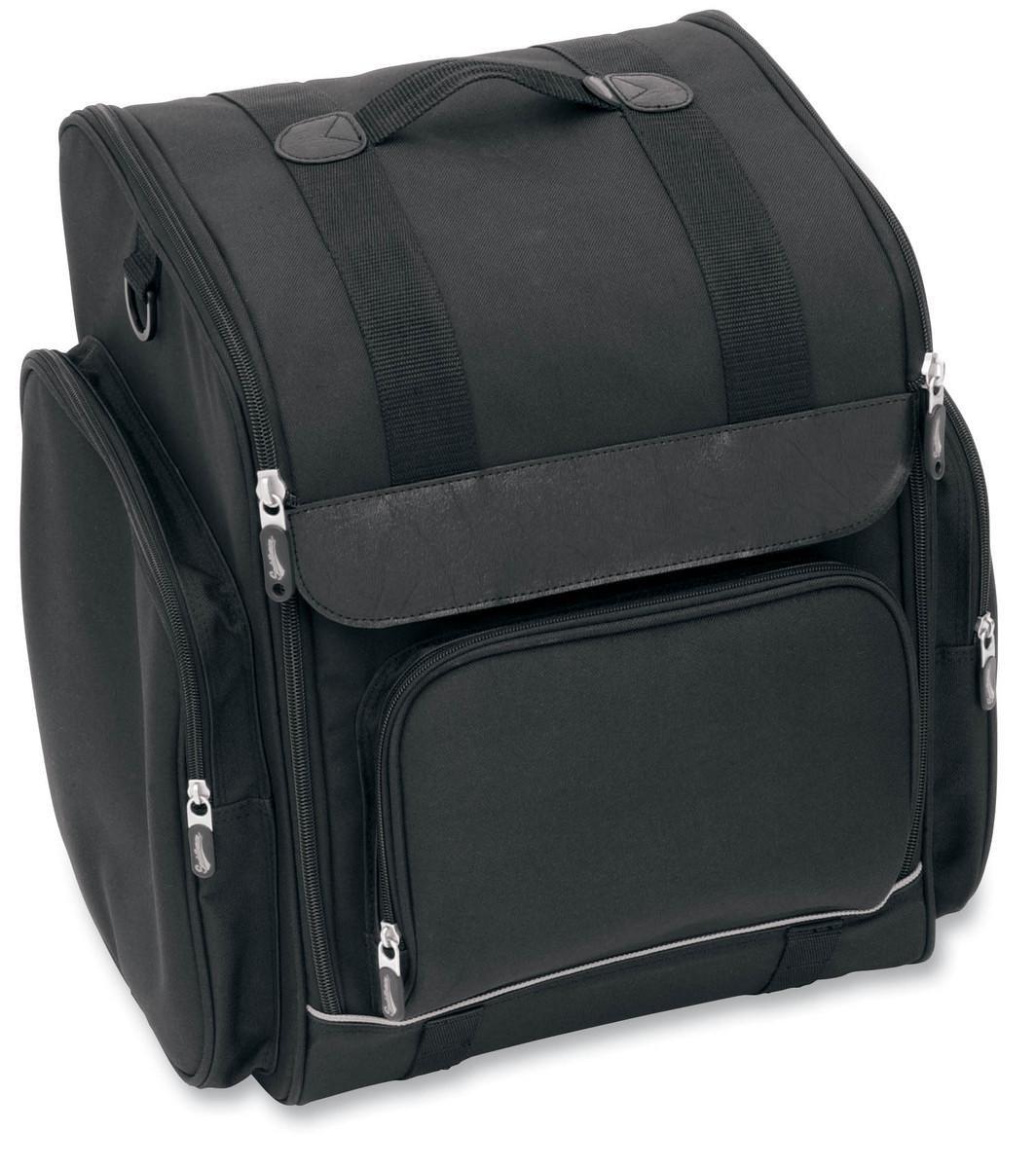 Borsa Sissy Bar Bag SSR1900 SADDLEMEN Harley Davidson Moto Custom Turismo Viaggi 3515-0078