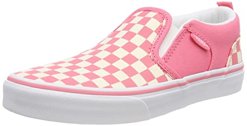 really cheap good quality limited guantity Vans ASHER UNISEX, Unisex Kids Low-Top Trainers, Pink ...