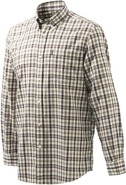 BERETTA Camisa, Black, L para Hombre: Amazon.es: Ropa y ...