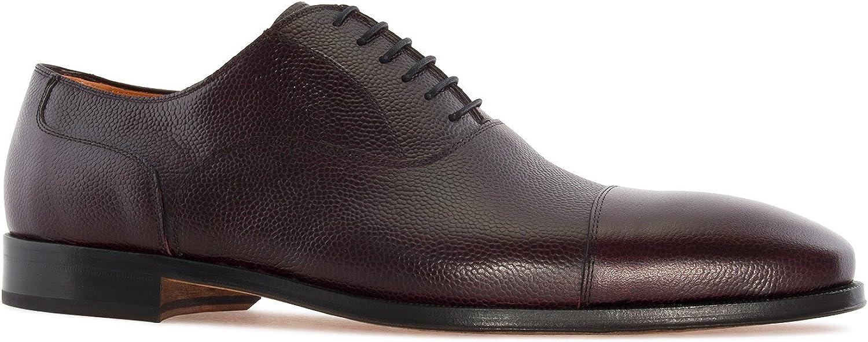 Andres Machado - 5969 - Zapatos Estilo Oxford en Serraje .Tallas Grandes Caballero de la 47 a la 50. Made in Spain.