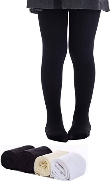 Girls Women Dance Tights Stocking Footed Socks Ballet Pantyhose Socks Kids Wear