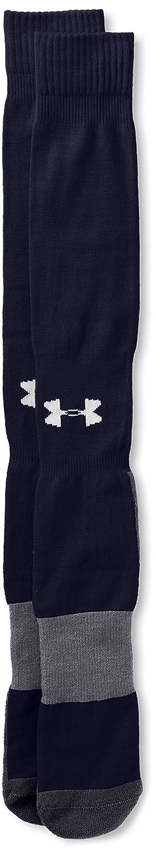 Under Armour Men's Football Over-the Calf Socks (1 Pair), Midnight Navy, Medium Under Armour Socks U403
