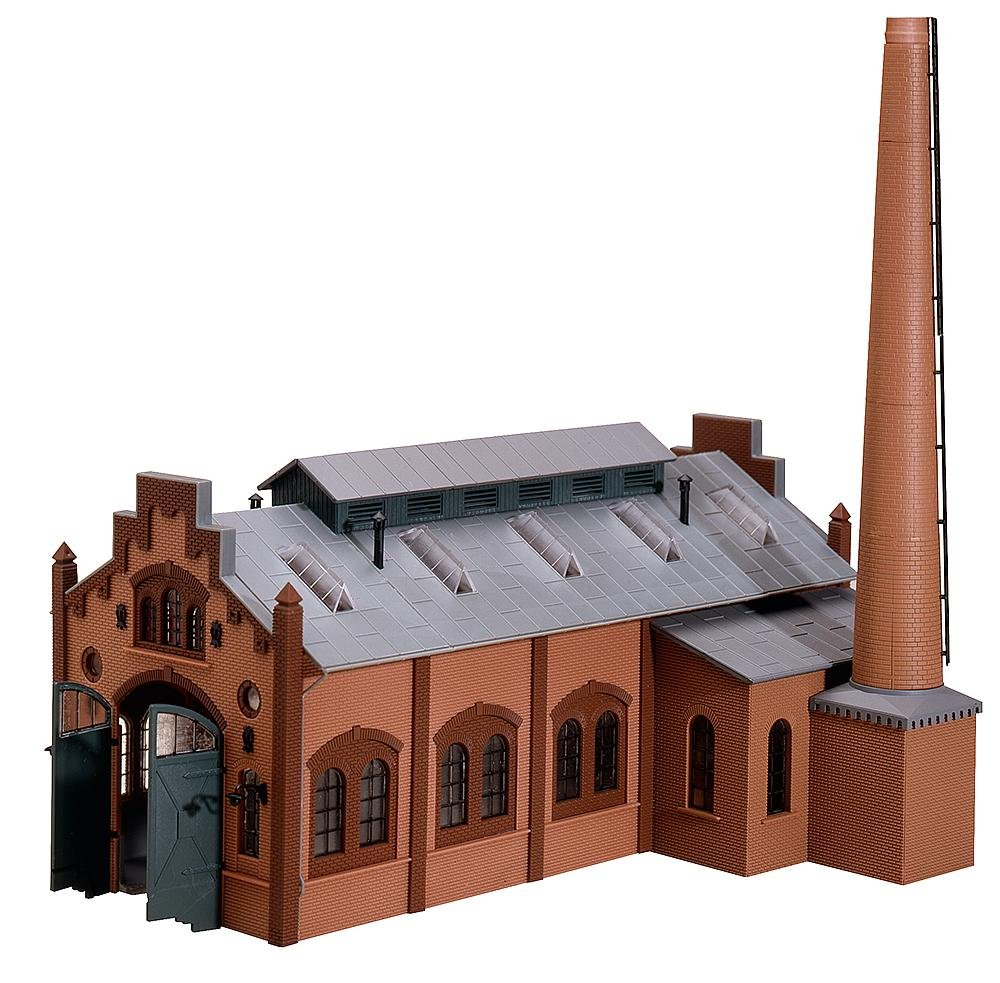 Faller 120159 Back Shop HO Scale Building Kit