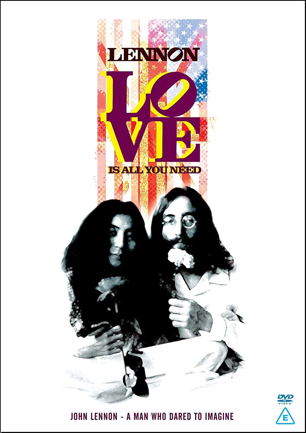 Amazon Com John Lennon Love Is All You Need Dvd John Lennon Movies Tv