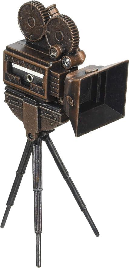 Amazon.co.jp: 現代百貨 鉛筆削り アンティーク シャープナー 映写機 ...