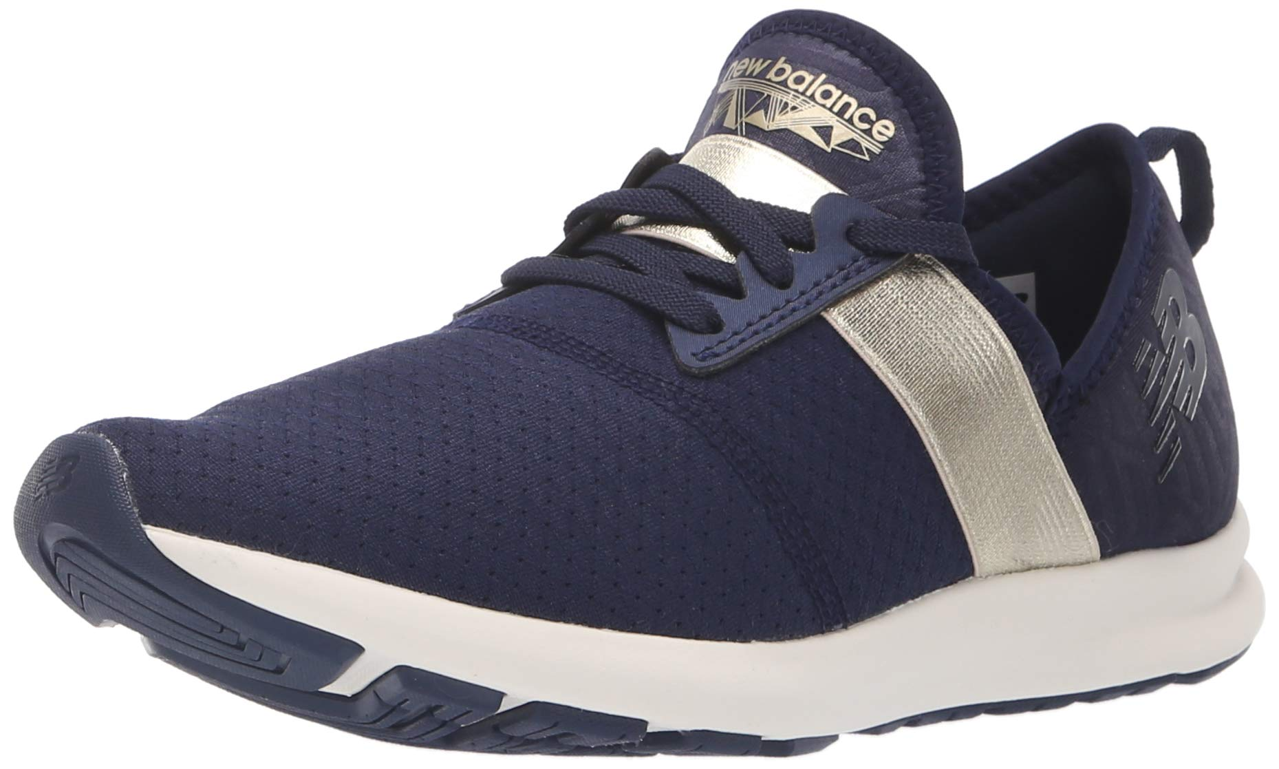 New Balance Women's Nergize V1 FuelCore Sneaker,PIGMENT,8.5 D US
