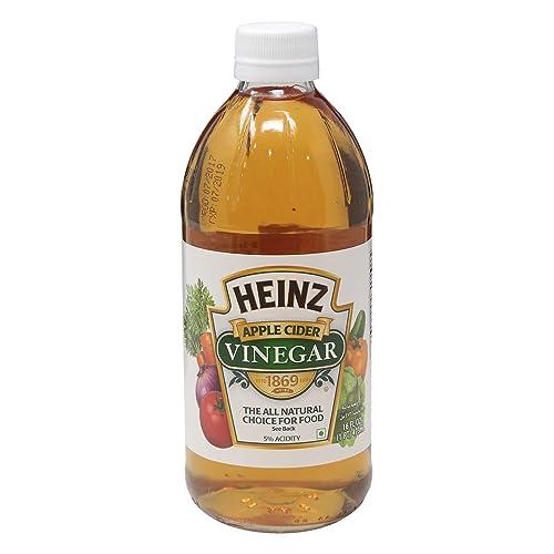 Ocet jabłkowy Heinz Regularny ocet jabłkowy
