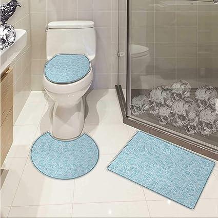 Marvelous Amazon Com Carl Morris Arabic Toilet Mat Set Paisley Theyellowbook Wood Chair Design Ideas Theyellowbookinfo