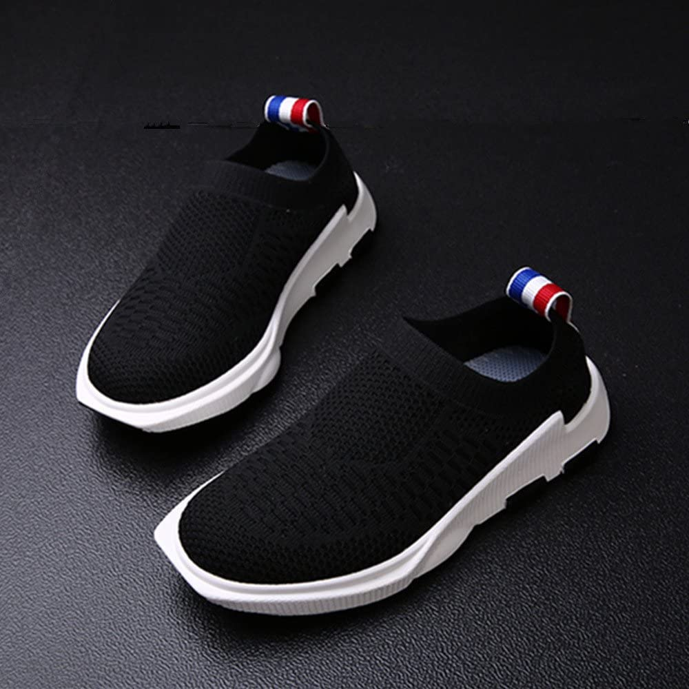 ONEYUAN Children Cat Gift cat Lover Kid Casual Lightweight Sport Shoes Sneakers Walking Athletic Shoes