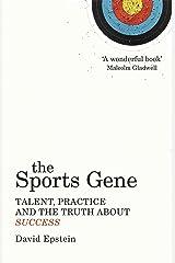 Sports Gene Paperback