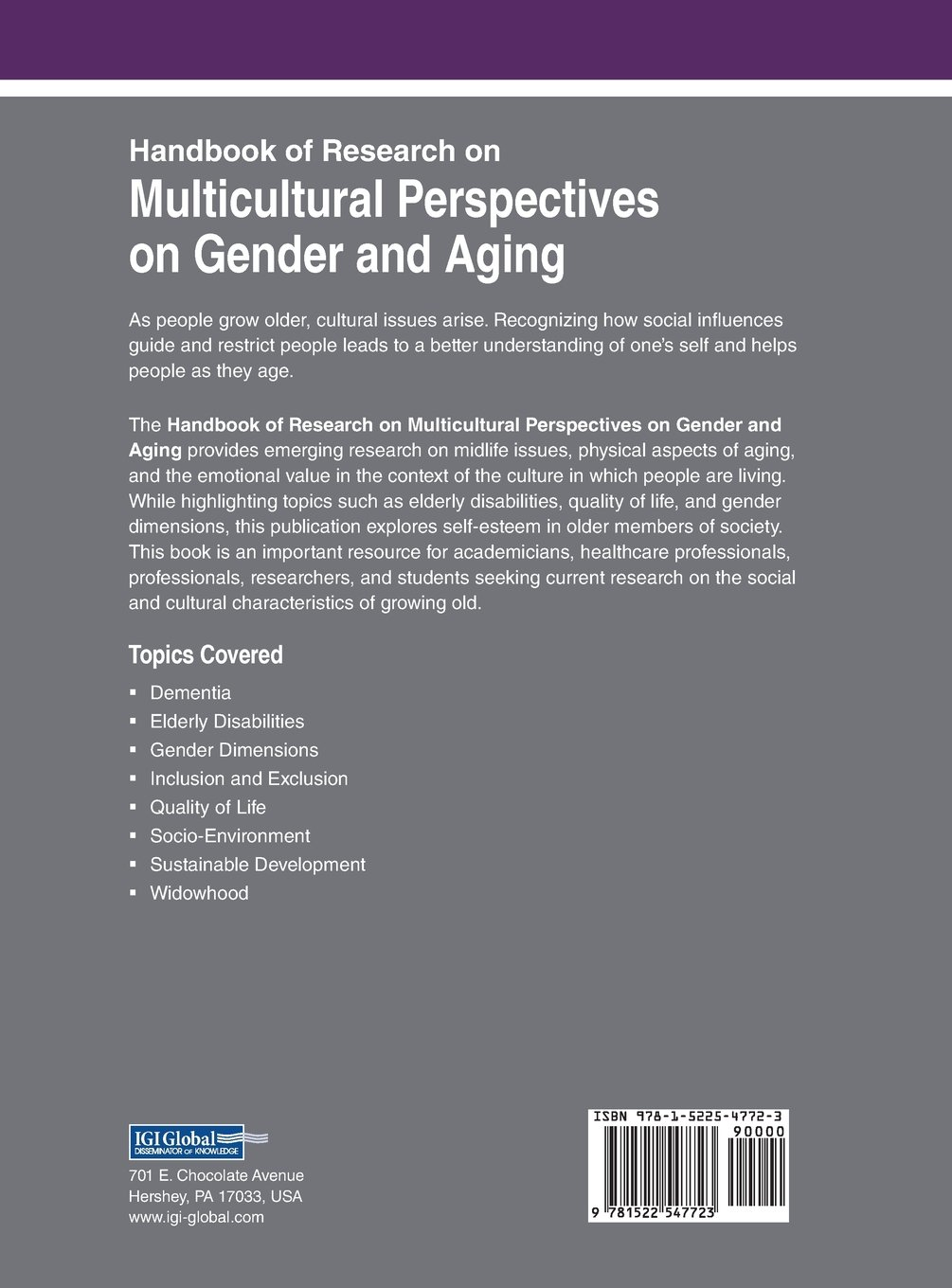 multicultural research topics