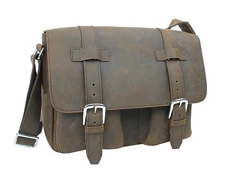Vagabond Traveler Full Grain Leather Casual Messenger Bag L73 - Buy Vagabond  Traveler Full Grain Leather Casual Messenger Bag L73 Online at Low Price in  ... 49d53da3adfb5