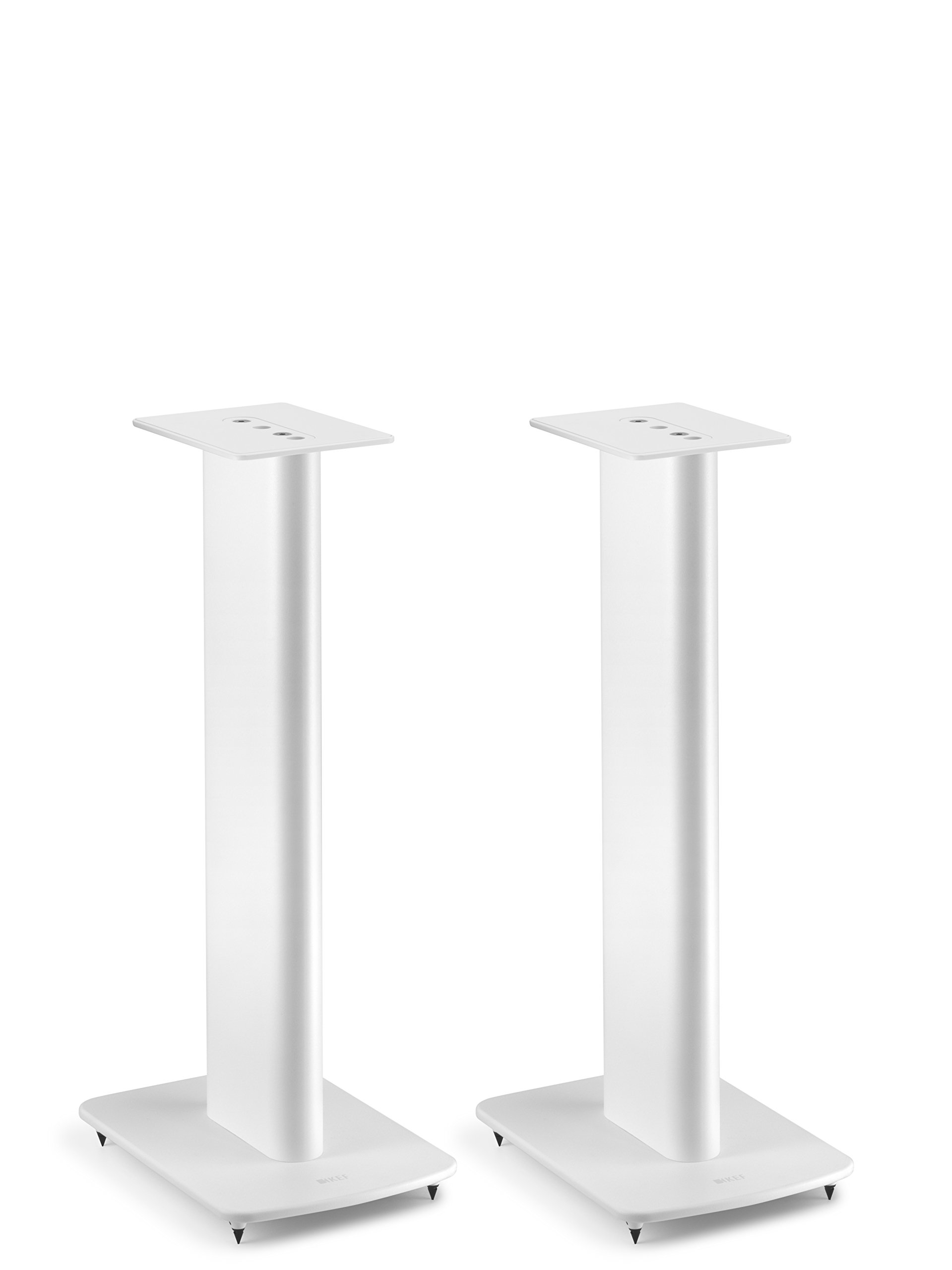 KEF Performance Speaker Stand (White, Pair) by KEF