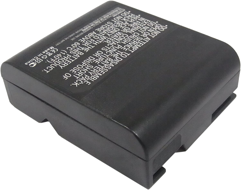 Batería 2000mah para Sharp vc-c500a vl-780x vl-c690x vl-c72ua bt-51 bt-71 bt-75