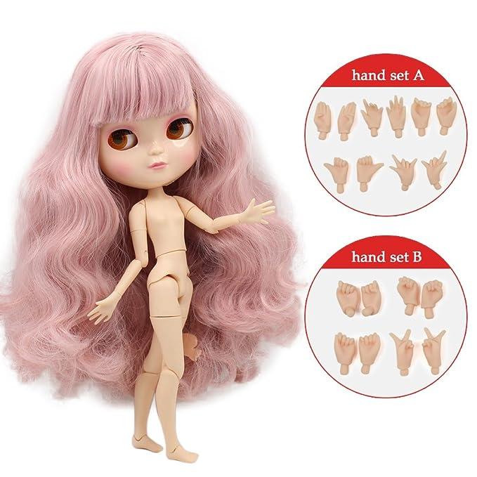 Amazon.com: La muñeca de 11.2 in ICY Nude es la misma que la ...