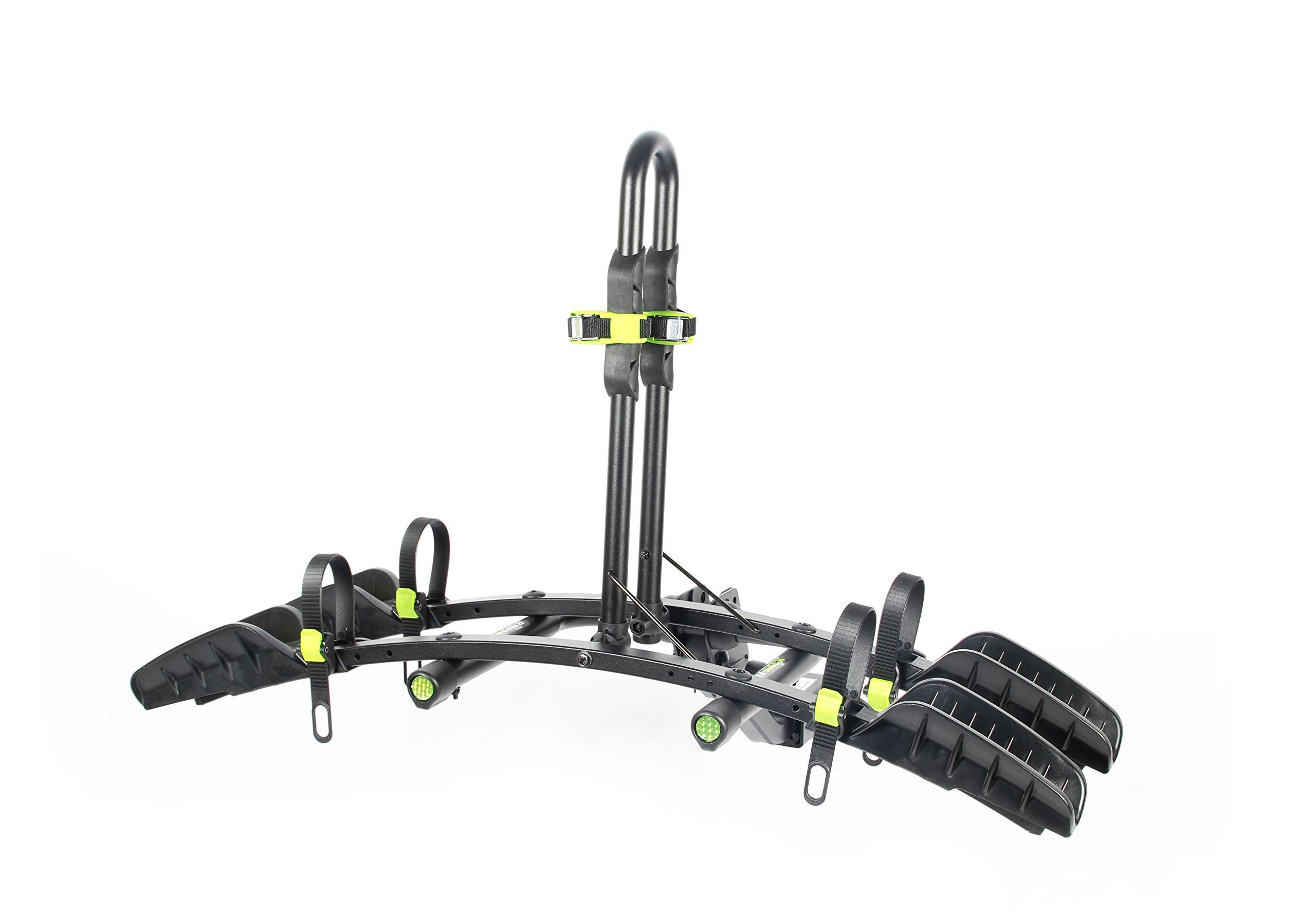 BUZZ RACK Express 2-Bike Platform Hitch Rack