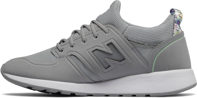 New Balance Women's 420 Sneaker B0719S2QLQ 55 D US|Silver Mink/Seafoam