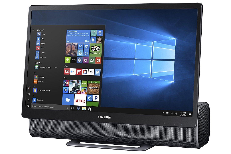 Samsung 24 All In One Touch Desktop 500gb Ssd Intel Core I7 7700k Processor