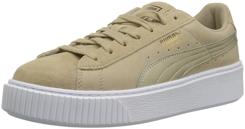 size 40 2607c 4b80e Puma Women's Suede Platform Safari Wn Sneaker: Amazon.co.uk ...