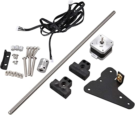 Monland Creality Ender-3 Dual Z Axis Lead Screw Upgrade Kit for Creality Ender-3S Ender-3 Pro 3D Printer