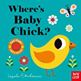 Where's Baby Chick?: Where's Baby Chick? (Felt Flaps): 21