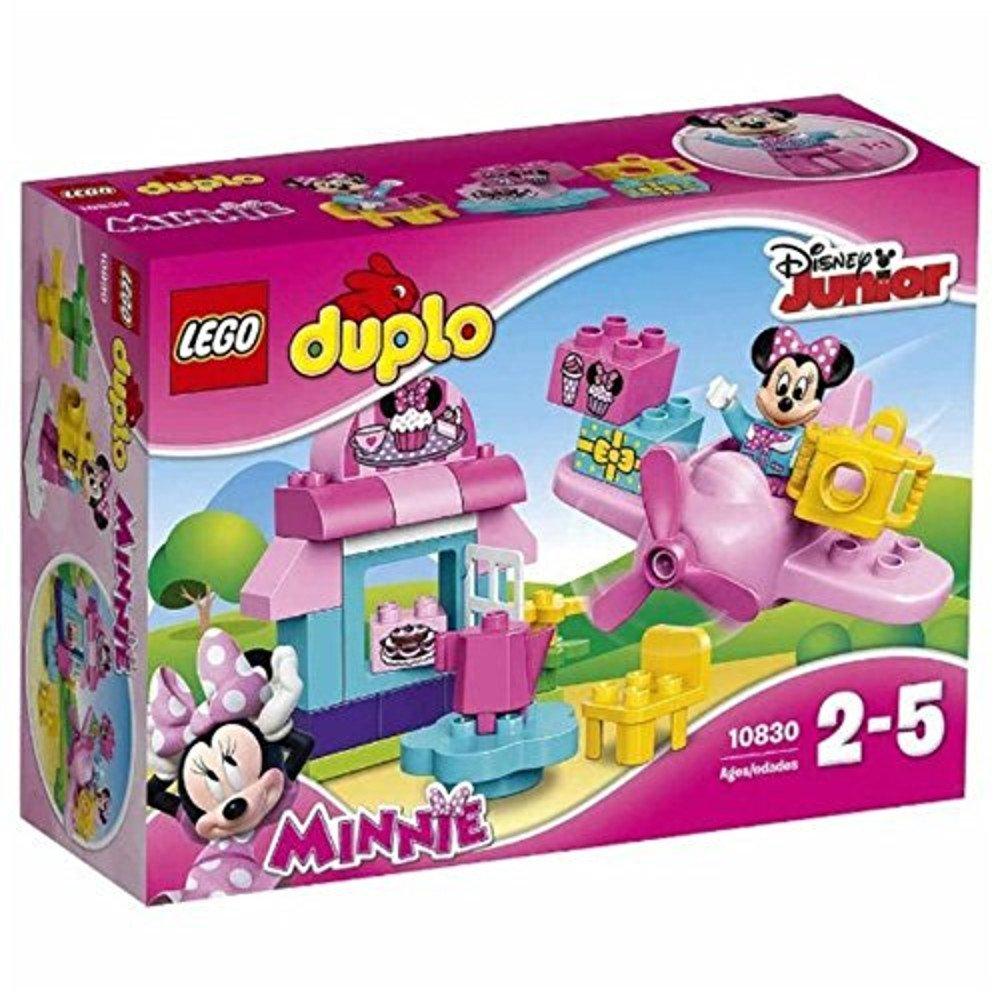 LEGO Duplo 10830 - Minnies Café, Kinderspielzeug mit großen Bausteine