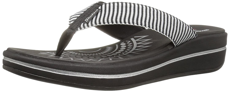 b8dfc7a7415ffe Skechers Women s Upgrades Flip Flop  Amazon.co.uk  Shoes   Bags