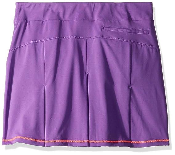 adidas - Falda de Golf para niña, niña, Color Active Purple ...