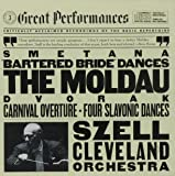 Smetana: The Moldau; Bartered Bride Dances / Dvorak: Carnival Overture; 4 Slavonic Dances
