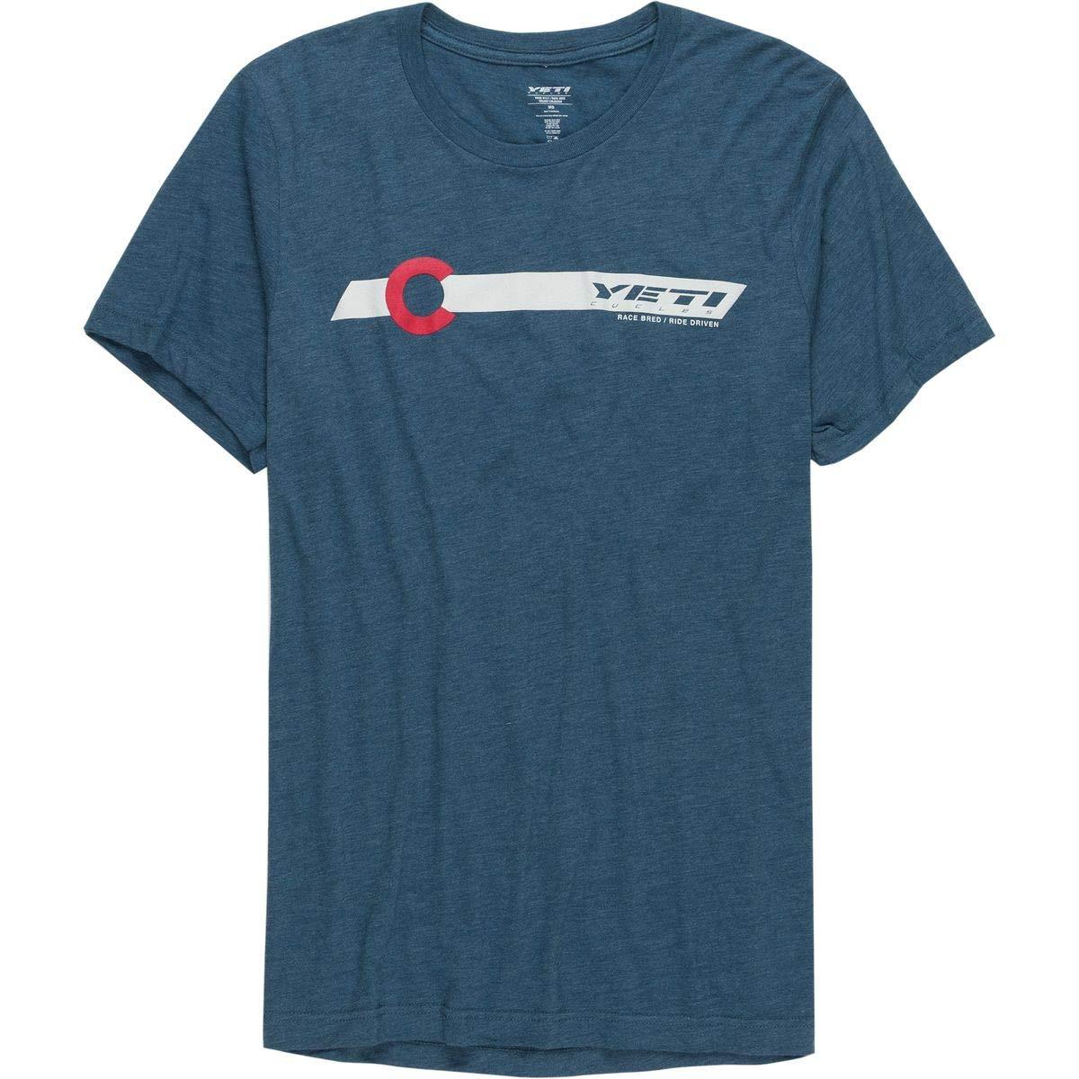 (イエティサイクル) Yeti Cycles Dart Ride Tee Short-Sleeve Jersey メンズ サイクルジャージNavy [並行輸入品] 日本サイズ LL (US L) Navy B07G97DSL4