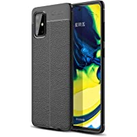 Mobile Protection Cover Foe Samsung Galaxy A71 - Black