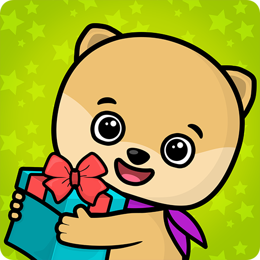 Toddler kids games - puzzles for boys & girls