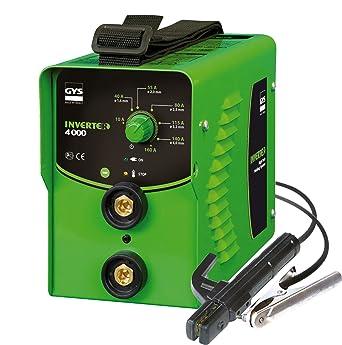 Green Line Inverter 4000 - Equipo de soldadura (Welding) (tamaño: 160Amm)