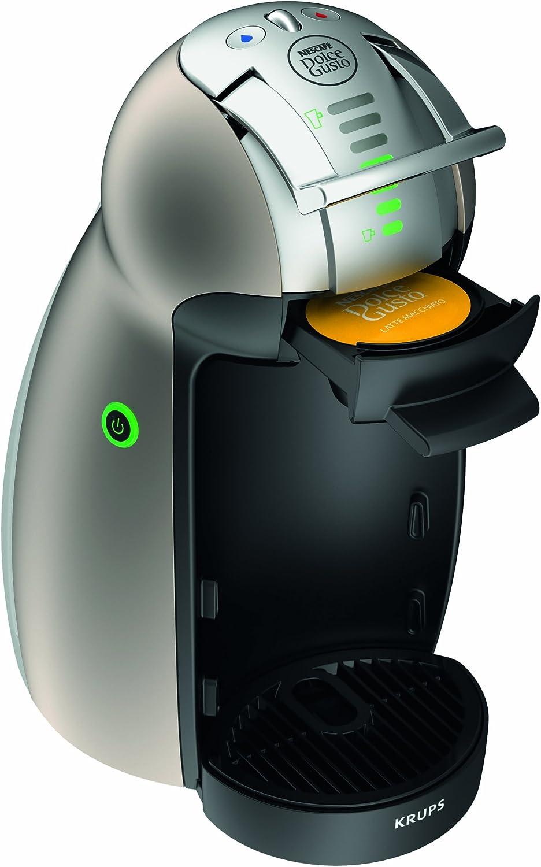 Krups Dolce Gusto - Máquina de café (Automática, 1500 W, 0.6 L, 15 bar, con bandeja): Amazon.es: Hogar