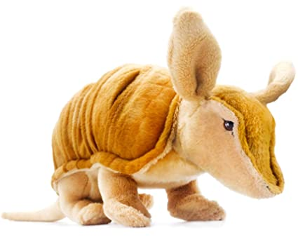 Amazon Com Viahart Mike The Armadillo 10 Inch Tail Measurement