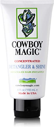 COWBOY MAGIC Concentrated Detangler and Shine