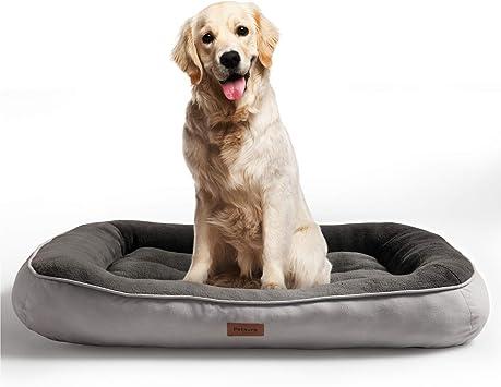 Amazon.com: Cama para perros grande de Petsure M/L/XL (32/36 ...