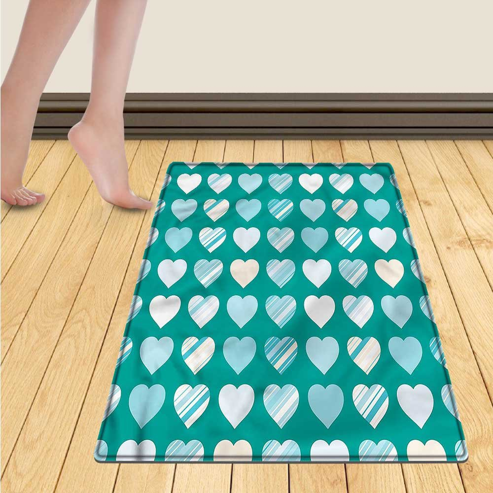 Amazoncom Smllmoondecor Flower Bath Mats For Floors Romantic
