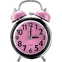 Chycet Despertador, Alarm Clock for Kids, Clásico Doble