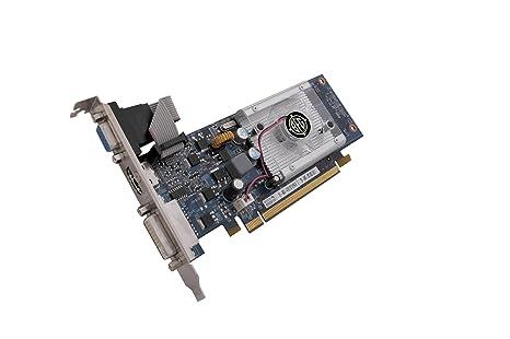 BFG NVIDIA GeForce 210 512 MB DDR2 Tarjeta gráfica PCI ...