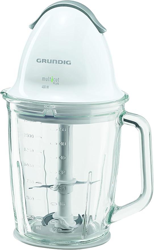 Grundig MM 8050, Blanco, 400 W, 220 - Robot de cocina: Amazon.es ...