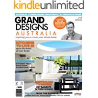 GRAND DESIGNS: 240 PAGES OF STUNNING HOUSES, UNIQUE PRODUCTS & FABULOUS INTERIORS (English Edition)