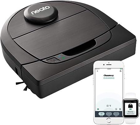 Neato – BotVac D3 Connecté | Meilleur Aspirateur