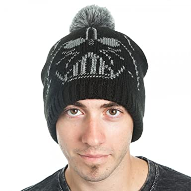 tricoter un bonnet star wars