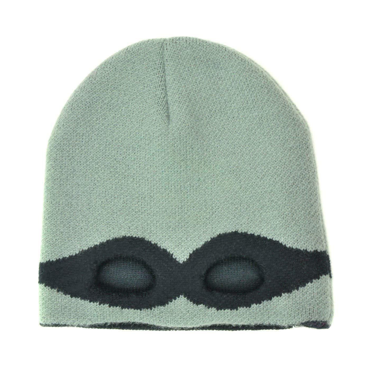 0fe072dddee Amazon.com  Neon Eaters Boys Knit Bandit Mask Beanie - Warm Kids ski  Snowboard Winter Fun Cute Christmas  Clothing
